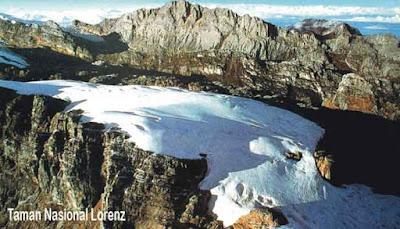 Menikmati Keindahan Taman Nasional Lorenz Di Papua