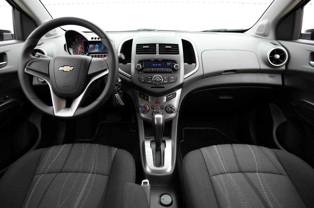 2013 CHEVROLET SONIC TOK RA HATCHBACK ? Auto Car Reviews