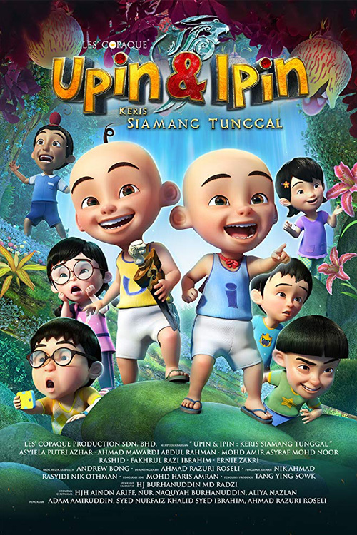 Download Film Upin dan Ipin: Keris Siamang Tunggal (2019) Full Movie indonesia