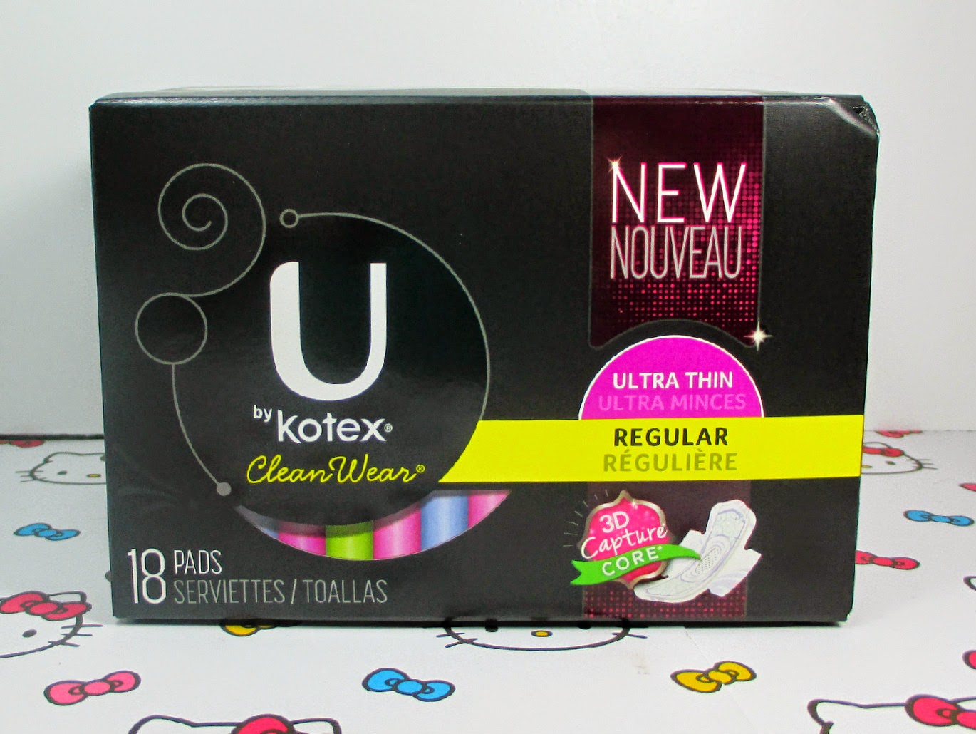 u by kotex save the undies free samples