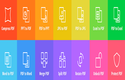 موقع للتعامل مع ملفات البي دي اف PDF