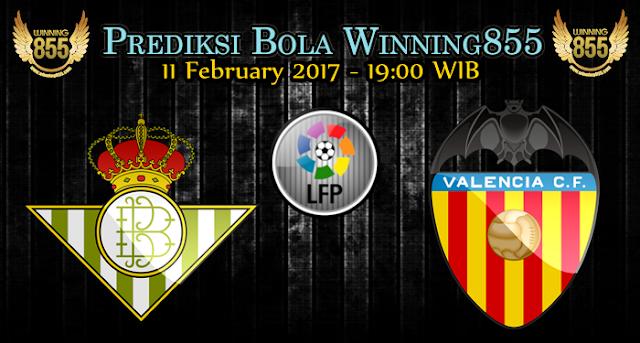 Prediksi Bola Real Betis vs Valencia
