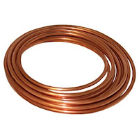 diy air comrpessor moisture removal ice water bucket copper coil