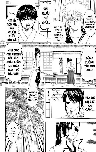 Gintama Chap 120 page 4 - Truyentranhaz.net