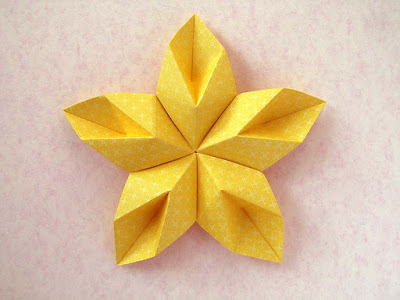 Foto 2, Origami Modulare: Stella floreale - Floral Star by Francesco Guarnieri