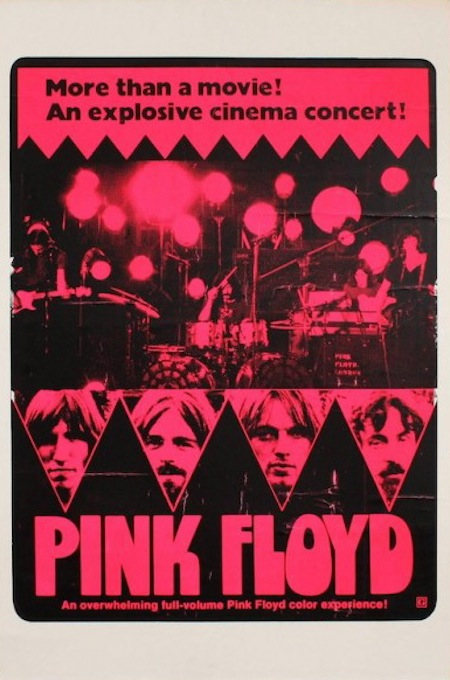 Every 70s Movie: Pink Floyd: Live at Pompeii (1972)