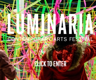 Luminaria Arts Festival 2018 has Local Rapper's Mind Buzzing, Word from Mr. Compositon