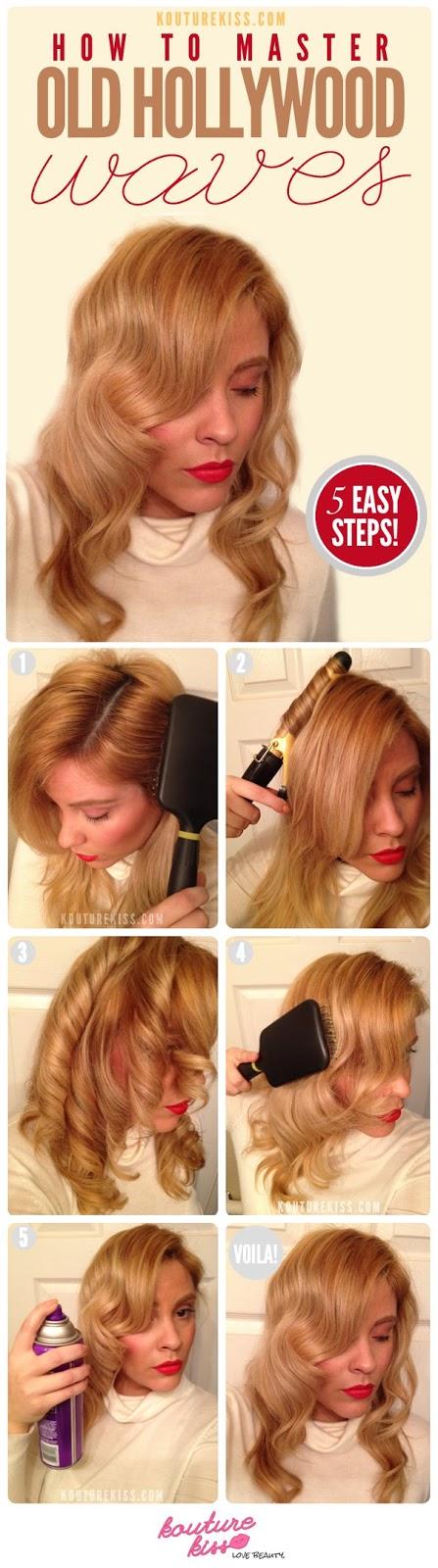 9.DIY HAIRSTYLES