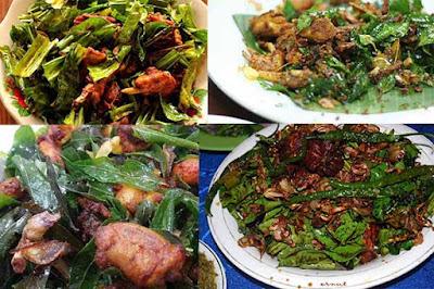 Makanan khas Aceh - Ayam Tangkap
