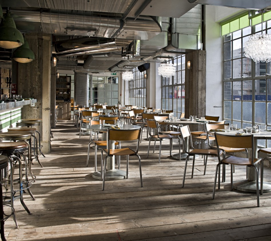 Decant blog: Industrial chic