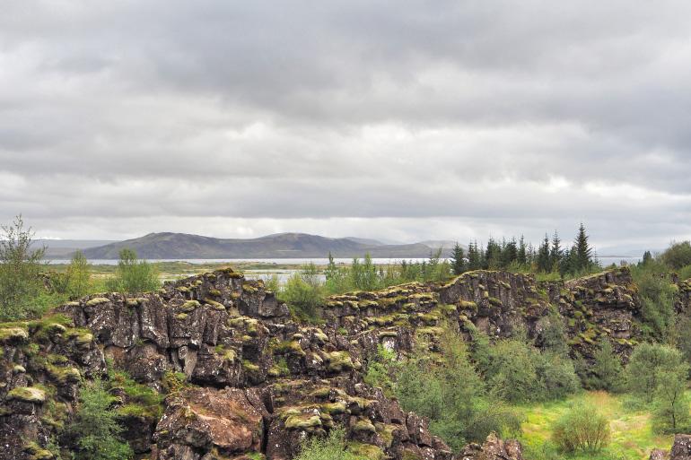 Parc national de Þingvellir en Islande