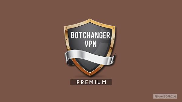 Bot Changer VPN v2.1.7 Premium Apk
