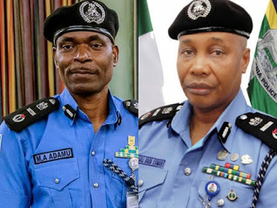 IMO PRISON BREAK & POLICE STATION OF VANDALISATION!!! Buhari terminates IGP Adamu's appointment While In Imo, replaces him with Alkali Baba