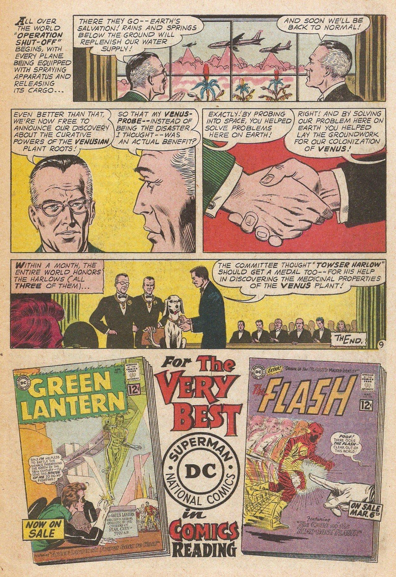 Strange Adventures (1950) issue 139 - Page 11