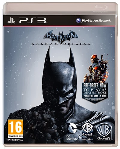 Batman Arkham Origins Special Edition PS3 Español