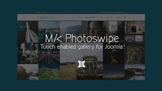MK PhotoSwipe Touch Gallery