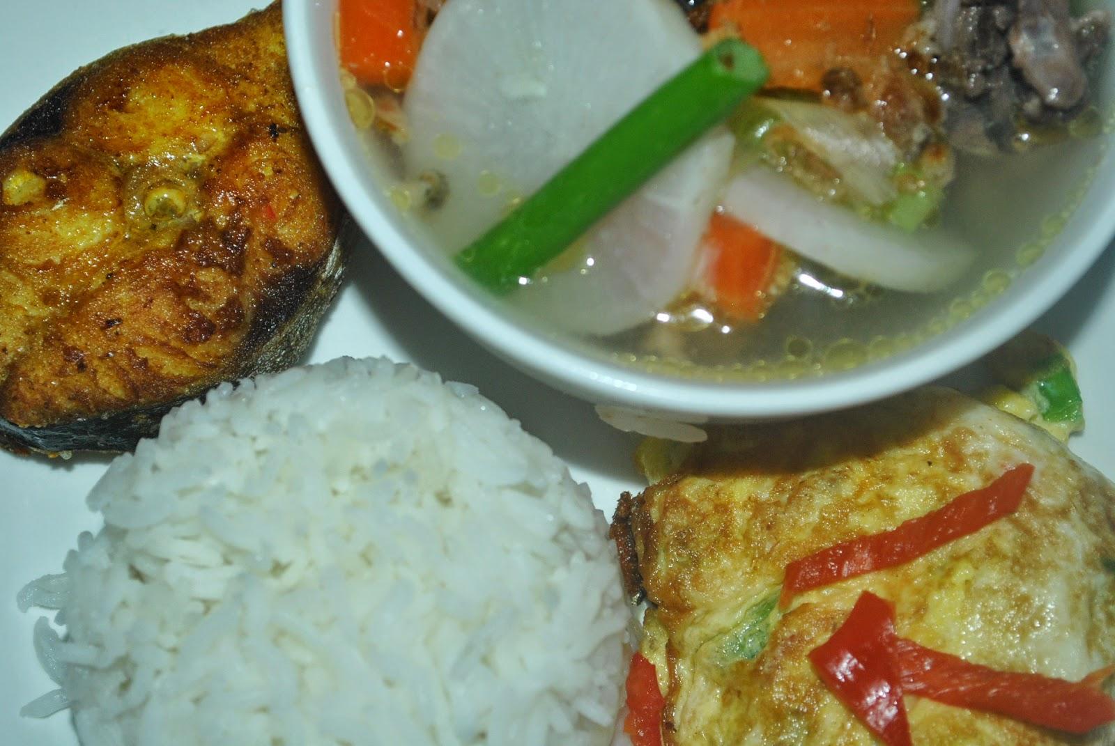 resepi  ayam  lobak putih seremi justicia copiapo Resepi Sup Kaki Ayam Ala Thai Enak dan Mudah