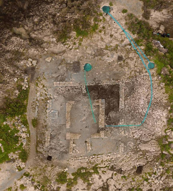 Researchers probe 2,000-year-old killings on uninhabited Spanish islet