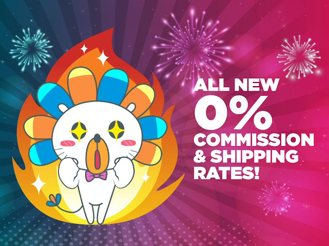 Lazada introduces 0% commission for Malaysian sellers
