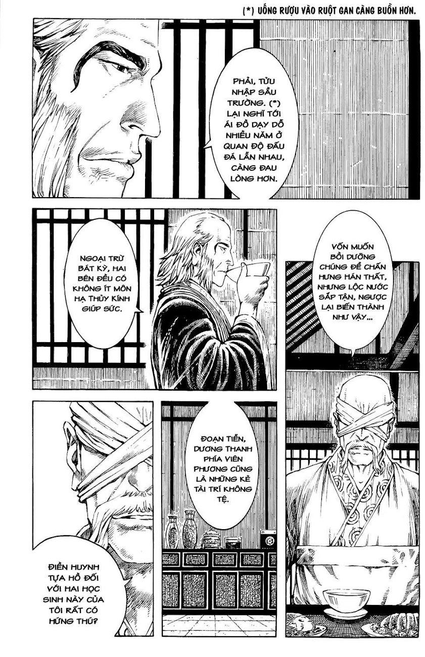 Hỏa phụng liêu nguyên Chương 353: Thôi xao chi vương [Remake] trang 5
