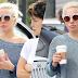 FOTOS HQ: Lady Gaga saliendo de cafetería en Malibú - 10/03/17