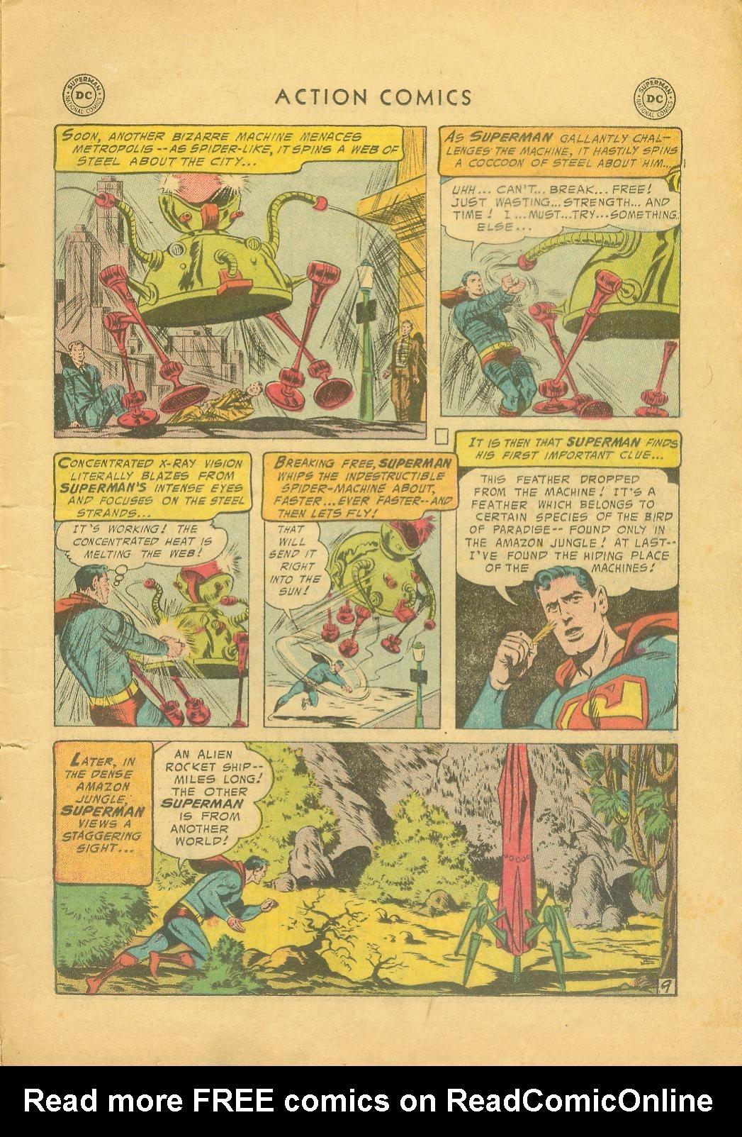 Action Comics (1938) 216 Page 11