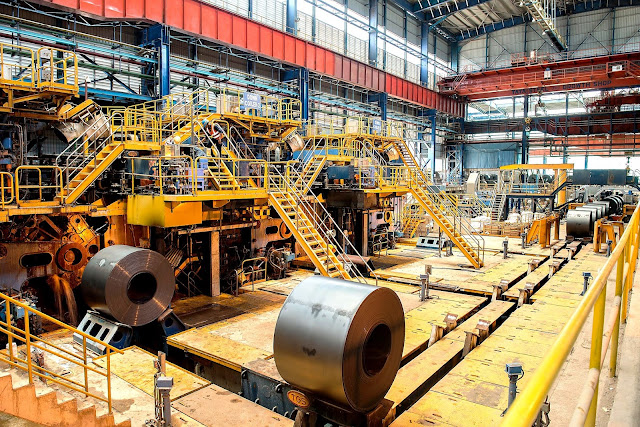 Tata Steel flags off of the first Hot Rolled steel export rake from Kalinganagar Plant