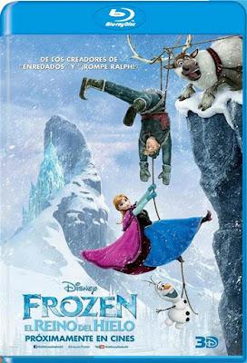 Frozen 2013 BD50 Latino