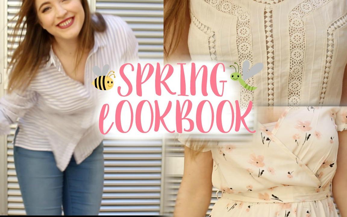 Spring Look Book 2016