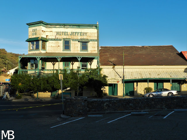 Hotel Jeffery coulterville california