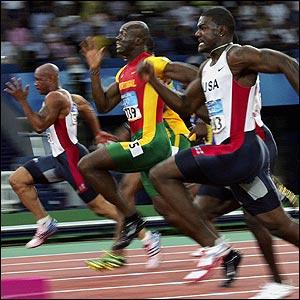 Simulado Educação Física no ENEM Atletismo