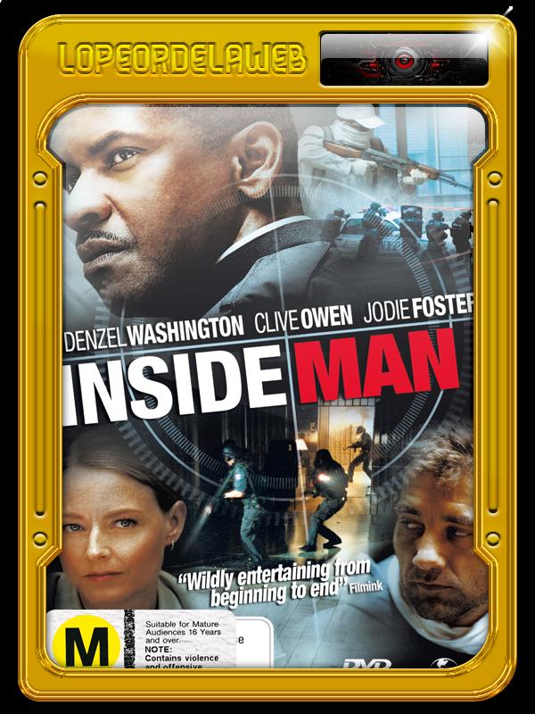 Inside Man (El Plan Perfecto) (2006) [720P-Dual-Mega]