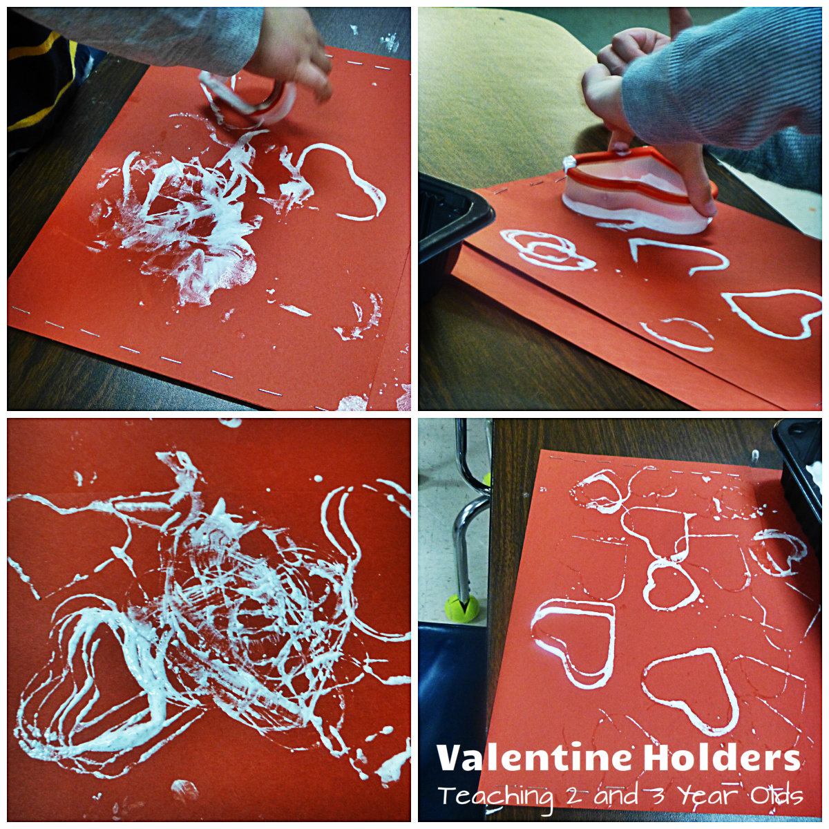 Teaching 2 and 3 Year Olds: Preschool Activities for February