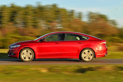 Ford Mondeo 2017 Review