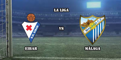 Ver Eibar vs Málaga EN VIVO Online Gratis 2017
