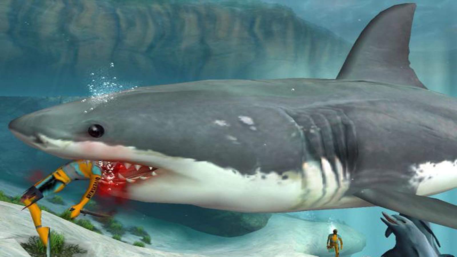 تحميل لعبة Jaws Unleashed مضغوطة برابط واحد مباشر كاملة مجانا