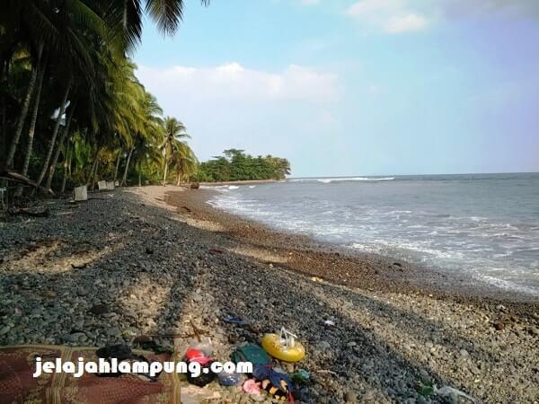 Pantai Terbaya Tanggamus