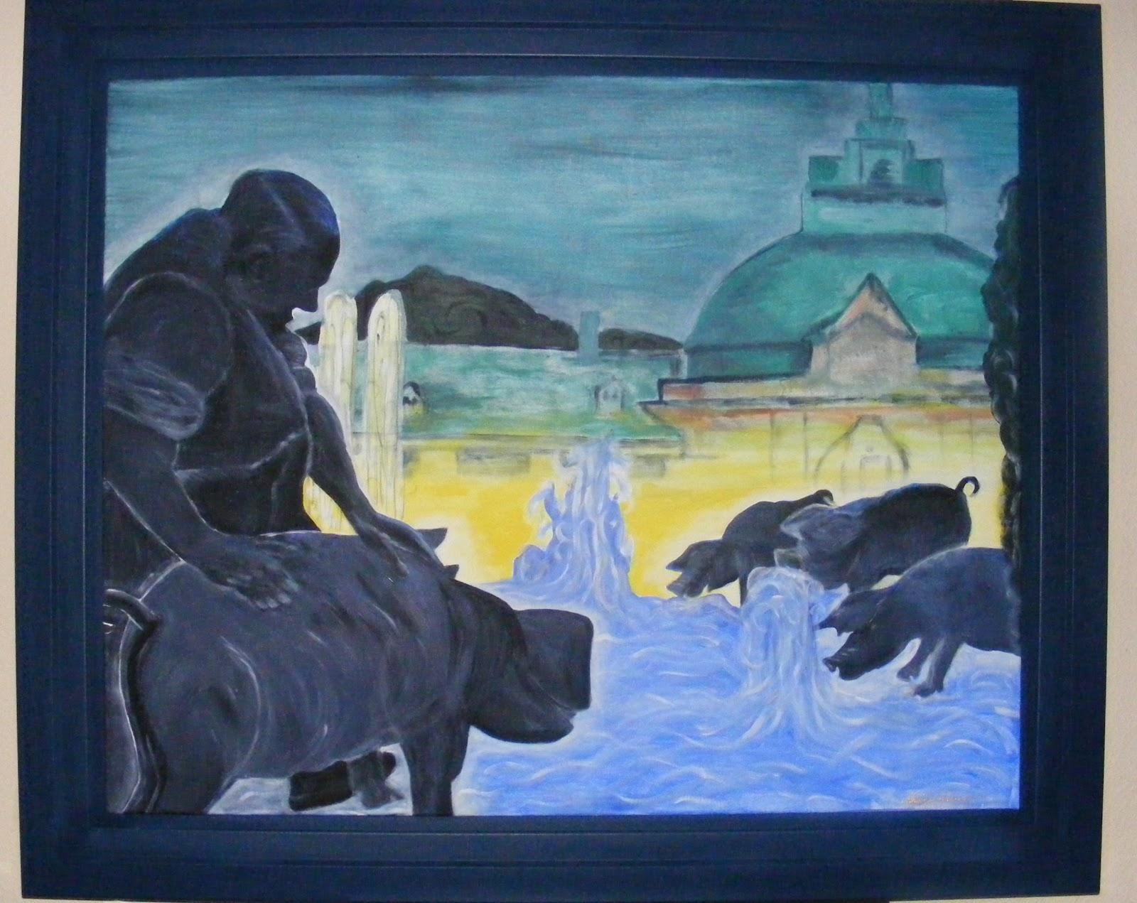 Schweinebrunnen Bad Oeynhausen