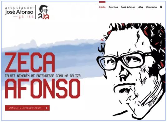 Baía da Lusofonia: Galiza - Associaçom José Afonso inicia