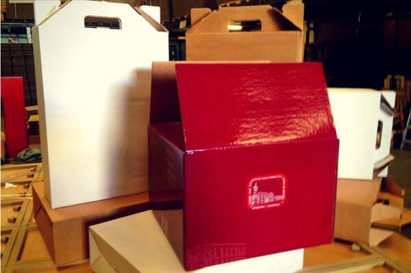 cajas para vino de 6 botellas