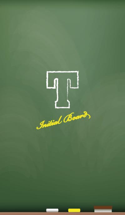 Initial Board -T-