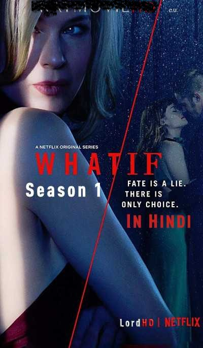 What If S01 (2019) Dual Audio Complete 720p WEB-DL [Hindi + English] HEVC x264 ESubs