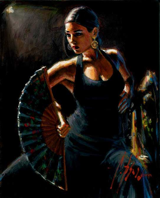 Fabian Perez 1967 ~ Argentine Figurative painter | Reflections of a Dream