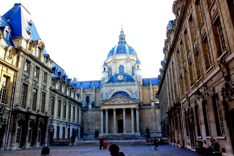 Sorbonne university paris for Sorbonne paris
