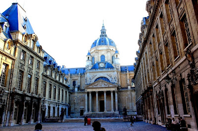 Studying at the Sorbonne