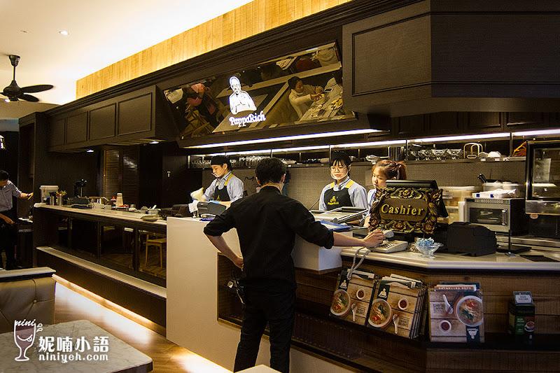 【東區美食】PappaRich金爸爸。聞名全球馬來菜台灣首店