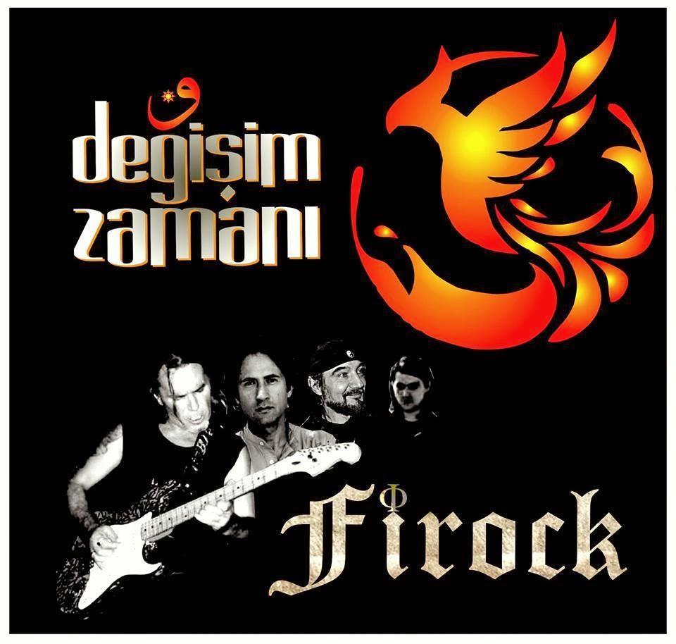Rock & Metal: Firock - Değişim Zamanı - 2014