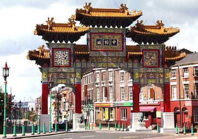 Liverpool China, UK