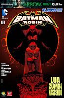 Os Novos 52! Batman e Robin #13 (Opcional)