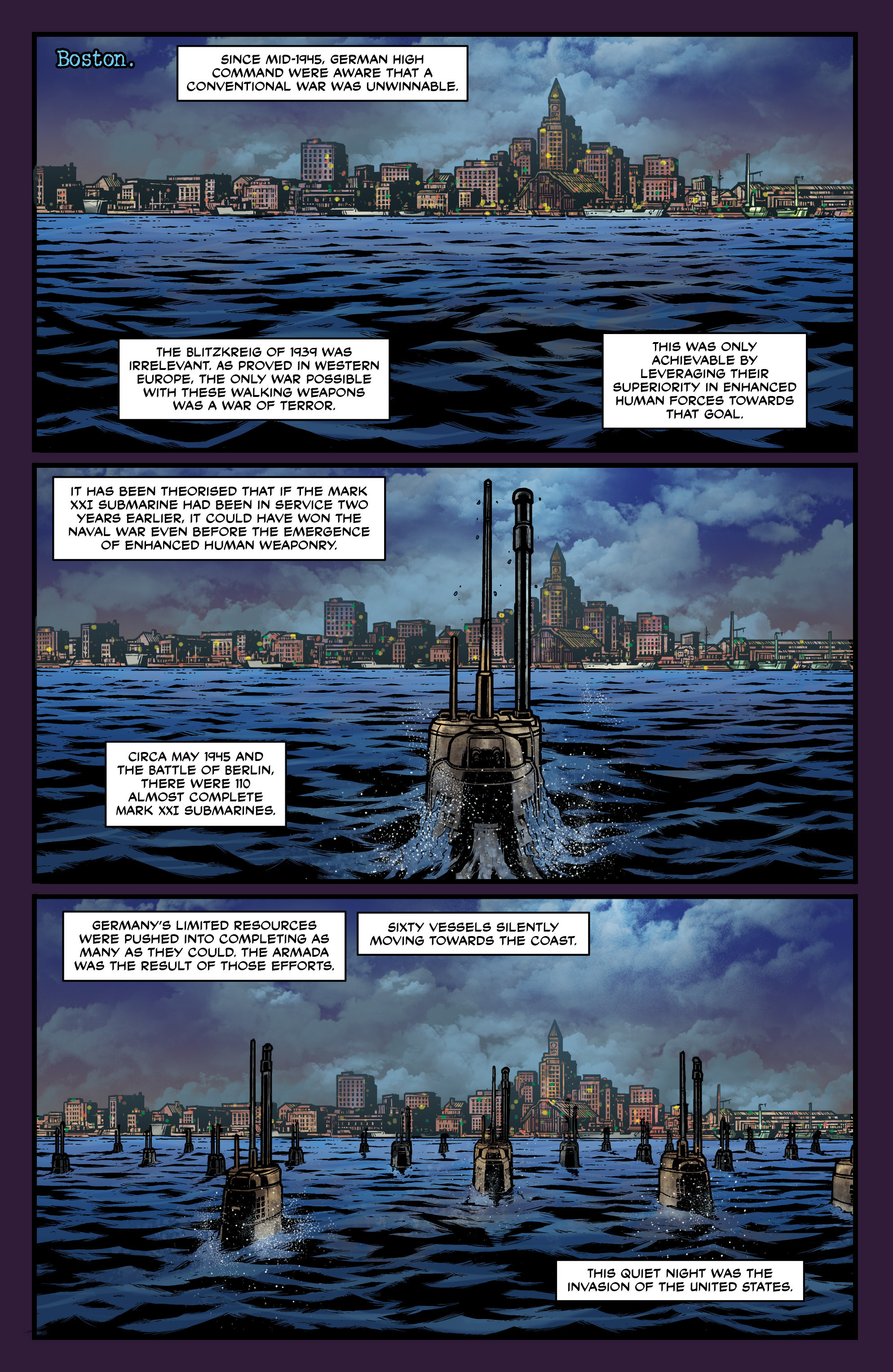 Read online Uber comic -  Issue #27 - 23